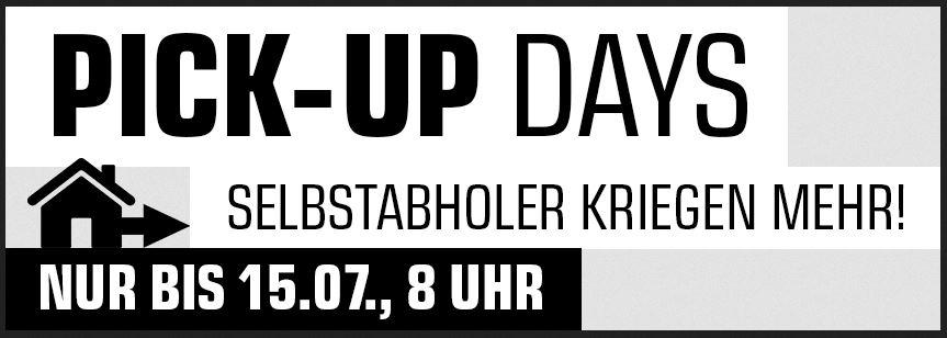 Pick-Up-Days... Selbstabholer kriegen mehr! - Saturn-Gutscheinkarte bei Marktabholung