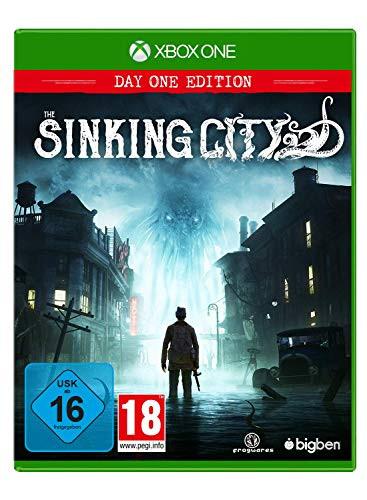 The Sinking City - Day One Edition (Xbox One) für 39,90€ oder 34,90€ mit Gutschein (Gamelimit)