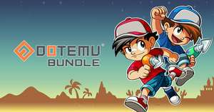 DOTEMU Bundle bei Indiegala. STEAM Games, $1.99