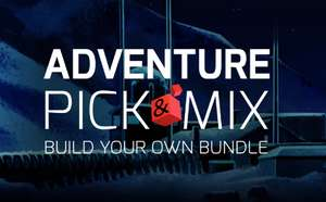 Adventure Pick & Mix Bundle mit 15 Games (Steam) - z.B. RiME, Syberia 1 & 2 (Fanatical)
