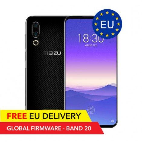 Meizu 16S - 8GB/128GB - Snapdragon 855 - GLOBAL - EU Gerät - Band 20