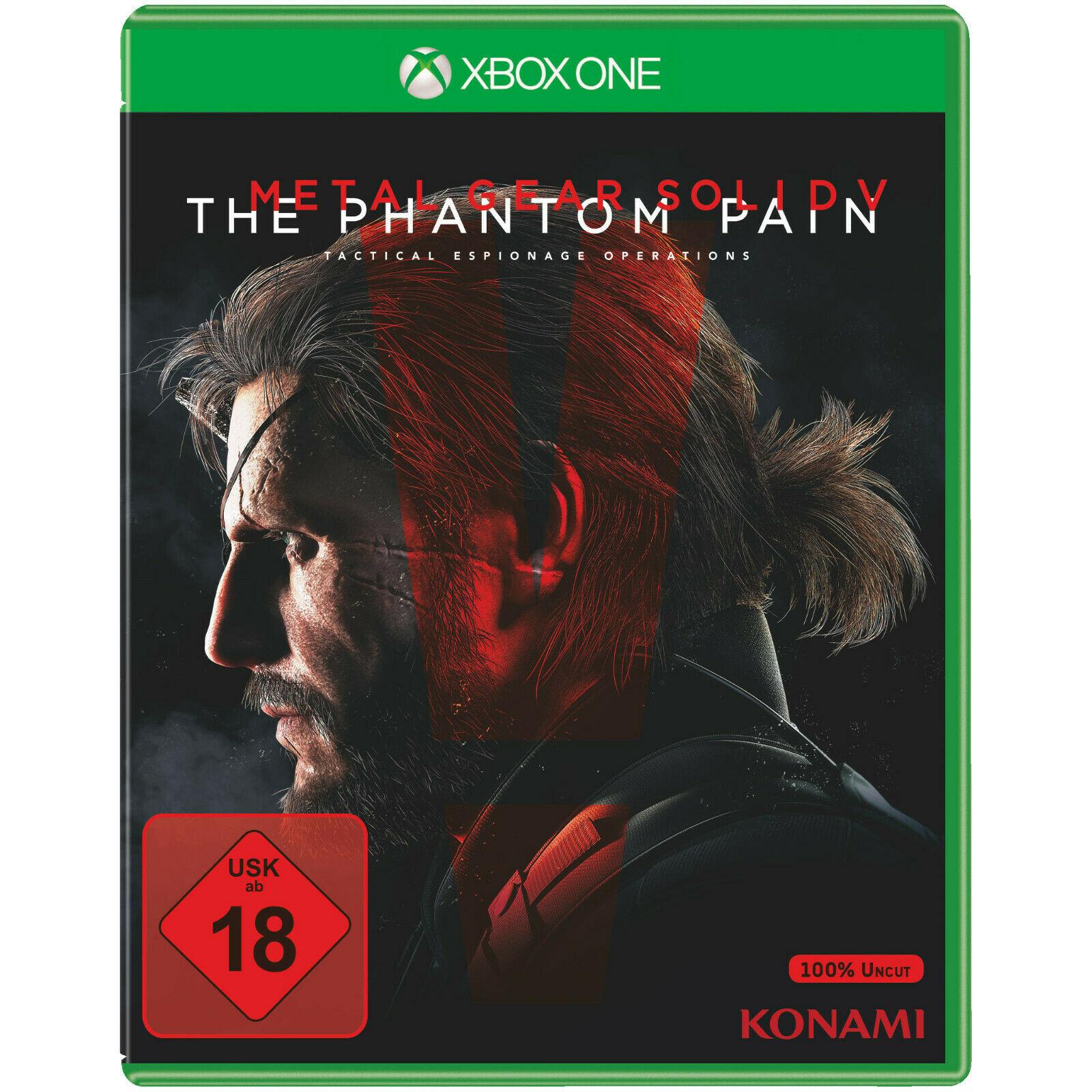 Metal Gear Solid 5: The Phantom Pain (Xbox One) für 10€ (Saturn)