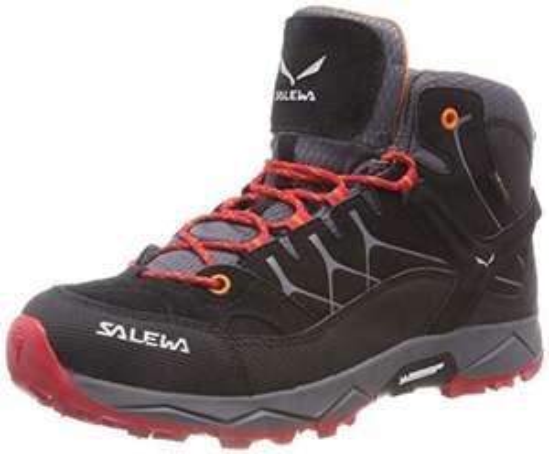 (Amazon ) Gr.33 Salewa Jungen Jr Alp Trainer Mid GTX Trekking-& Wanderstiefel