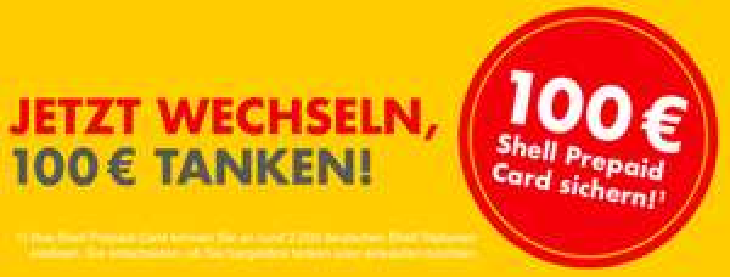 Shell 75€ Cashback + 100€ Shell Prepaid Card oder Sofortbonus für Shell PrivatEnergie Strom & Gas! [Shoop]