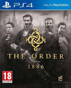 The Order: 1886 (PS4) für 8,76€ (ShopTo)