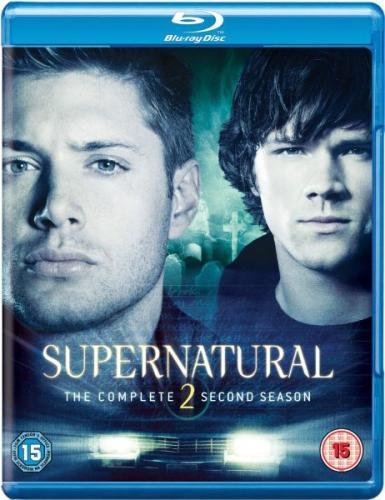 Blu-Ray - Supernatural Staffel 2 (4 Discs) für €14,74 [@TheHut.com]
