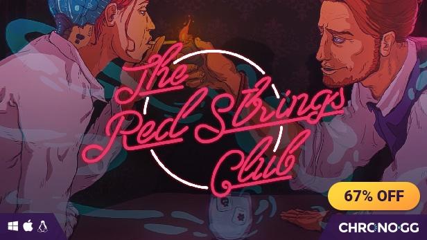 The Red Strings Club zum Bestpreis bei Chrono.gg