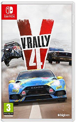 V-Rally 4 (Switch) für 22,72€ (Amazon ES)