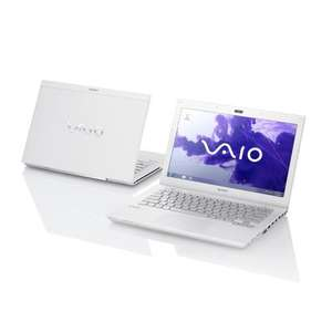 Sony VAIO SVS1311G4EW 2x 2,3GHz, 4GB RAM & 500GB HDD, mit Windows 7