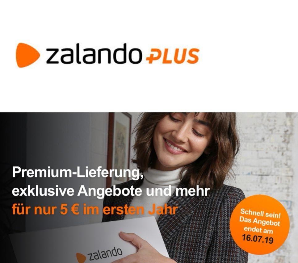 [Zalando Plus] Mitgliedschaft für Neukunden 5€ anstatt 15€ im Jahr, Bestandskunden 30 Tage kostenlos
