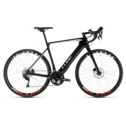Cube Agree Hybrid C:62 Race Disc carbon´n´white 2019 (E-Bike Rennrad)