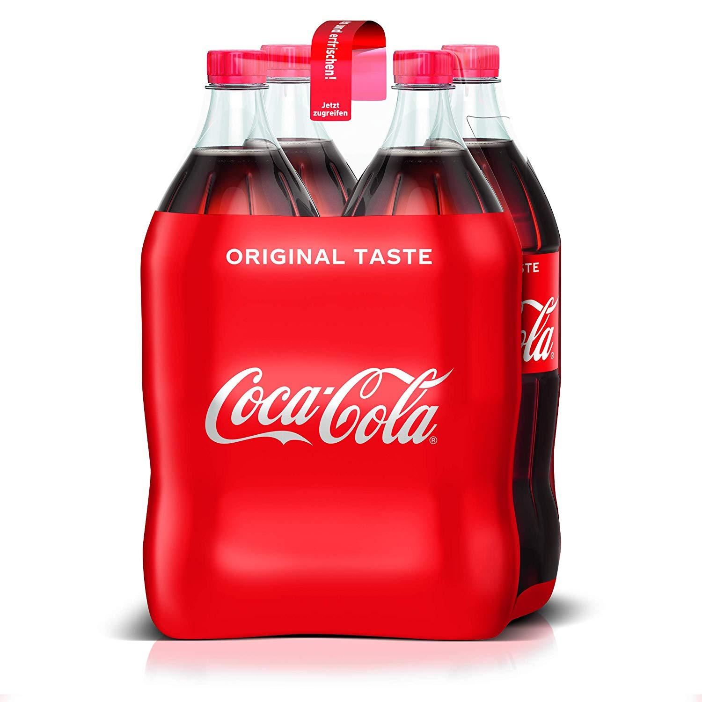(Lokal - Berlin & München) PrimeNow: Coca Cola; Sprite Zero; Fanta Zero... 4x1,5 l für 3 Euro