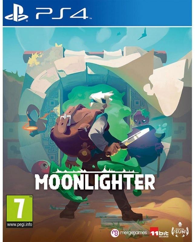 Moonlighter (PS4) für 12,20€ (Base.com)
