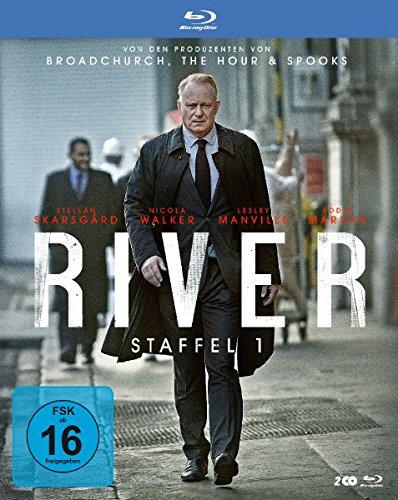 River [Blu-ray] Staffel 1 der Miniserie für 7,99€ [Amazon Prime, Saturn & Media Markt Filialabholung]