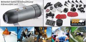 [OFFLINE] ab 6.12.12 Donnerstag MAGINON® Action Sports HD1 Action Camcorder ALDI SÜD alternative zu HD Hero 2 Digital