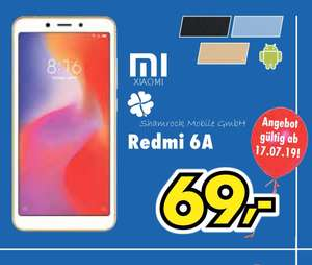 Xiaomi Redmi 6A / Euronics