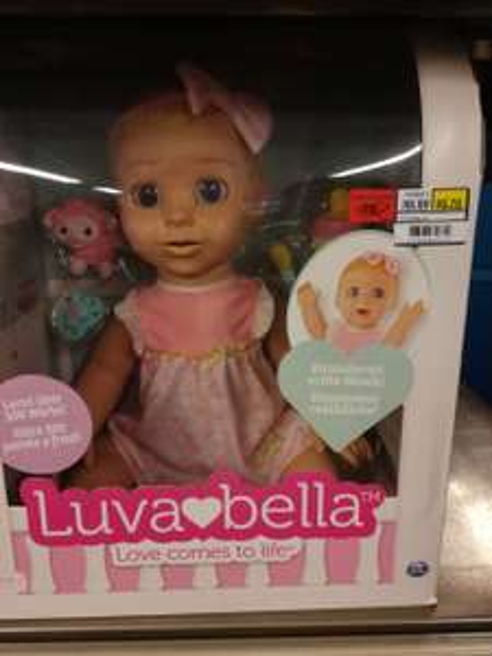 [Lokal] Luvabella Puppe für Kinder Metro Weiterstadt