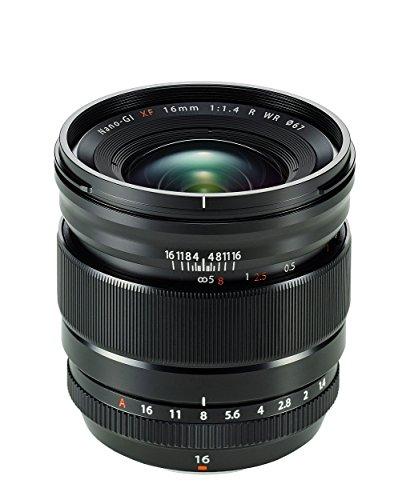Fujifilm Fujinon XF 16mm F1.4 R WR Objektiv @ Amazon.es