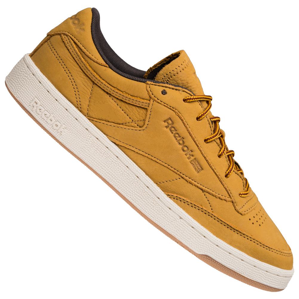 Reebok Club C 85 Leder WP Sneaker (Gr. 34 bis 47)