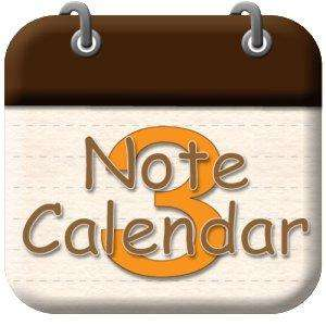 NoteCalendar kostenlos @ Amazon App Shop [Android]