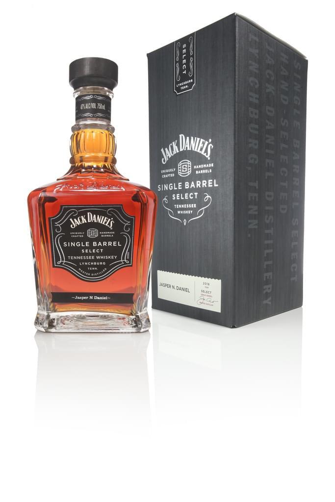 Jack Daniel's Single Barrel Select Whisky -45 % vol | 0,7l [real Marktabholung]