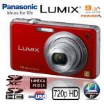 Digitalkamera: Panasonic Lumix DMC-FS11 (rot!) bei iBOOD.com für 85,90 Euro