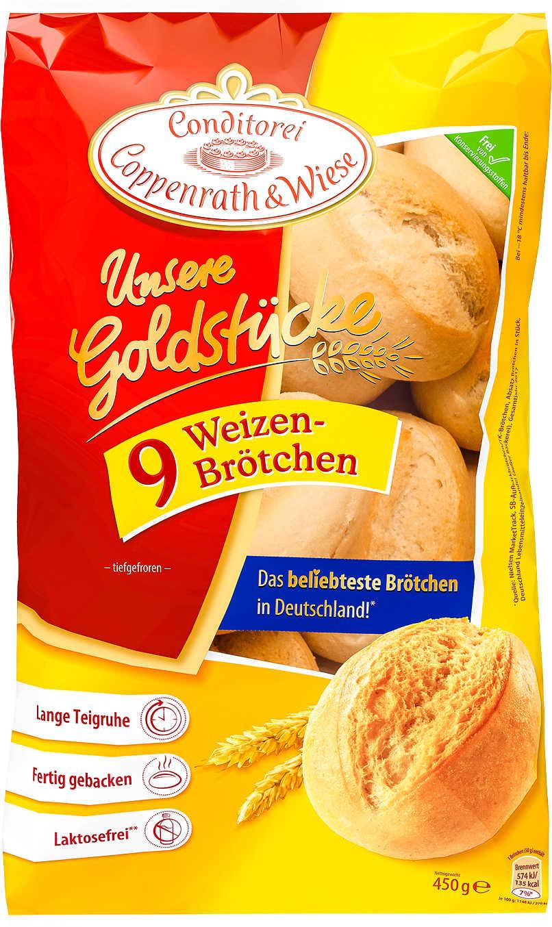 [Kaufland bundesweit 22.07. - 24.07.] Coppenrath&Wiese Goldstücke für 0,85€