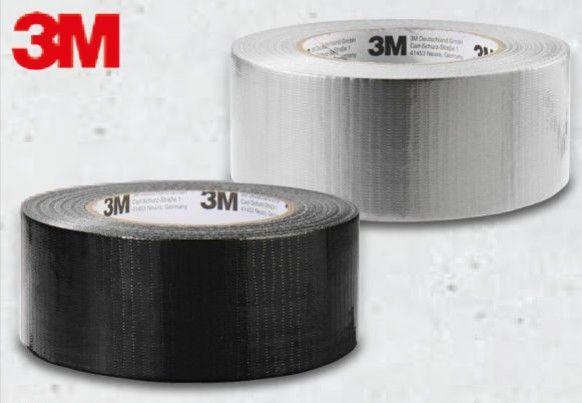 3M Gewebe-Klebeband für nur 2,59€ und weitere 3M Klebebänder wie Teppichklebeband oder Aluminium-Klebeband für 1,49€