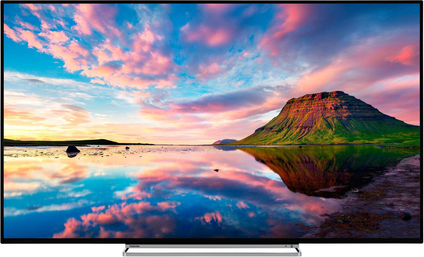 Toshiba 55U6763DA: 55 Zoll Fernseher (4K, Triple Tuner, Smart TV)
