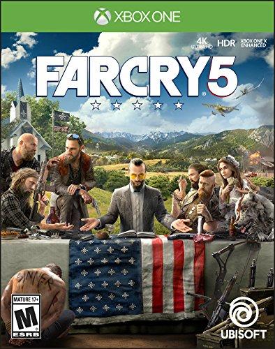 Far Cry 5 (Xbox One) für 18,73€ (Amazon US)