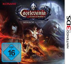 Castlevania: Lords of Shadow – Mirror of Fate (3DS) für 11,24€ (eShop)