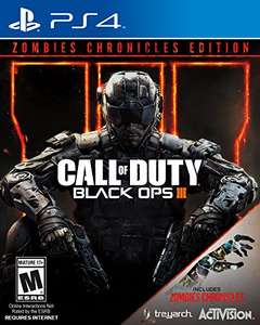 Call of Duty: Black Ops III Zombies Chronicles Edition (PS4) für 16,15€ (Amazon US)