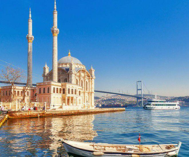 Flüge: Istanbul / Türkei (Januar) Hin- und Rückflug von Hamburg, Berlin, Düsseldorf oder Köln ab 68€