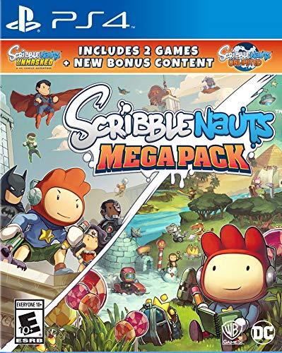 Scribblenauts Mega Pack (PS4 & Xbox One) für je 16,09€ (Amazon US)