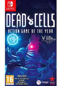 Dead Cells - Action Game of the Year (Switch) für 24,65€ (Base.com)