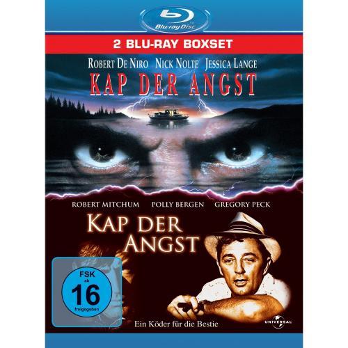 Kap der Angst - Ein Köder für die Bestie/Kap der Angst [Blu-ray] für 9,97 € inkl. Versand @Amazon