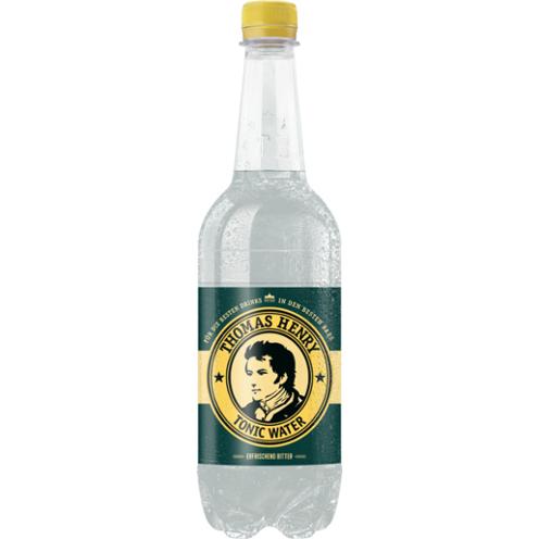 Thomas Henry 0,75l Flaschen - z.B. Tonic Water / Bitter Lemon / Spicy Ginger bei [Kaufland]