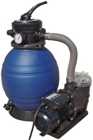 Mauk 749 Sandfilteranlage inklusive Pumpe 7500 Liter/h 250W [Norma-Online]