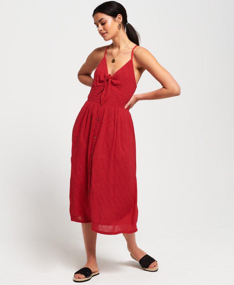 Superdry-Sale mit max. 50% Rabatt auf die aktuelle Kollektion, z.B. Sommerkleid in 4 Farben