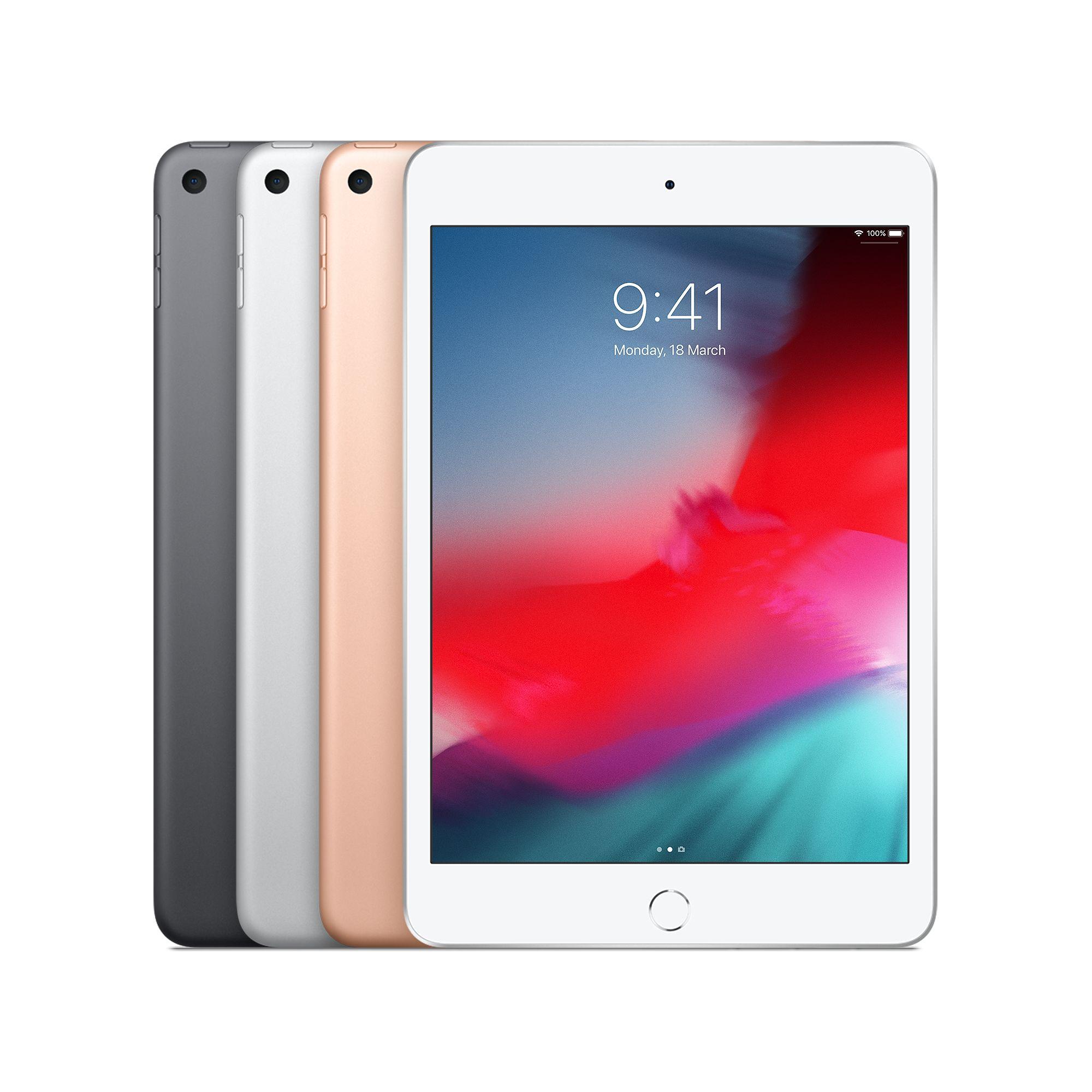 Apple iPad Mini 5 / 2019 - 64GB WiFi alle Farben über ebay.co.uk