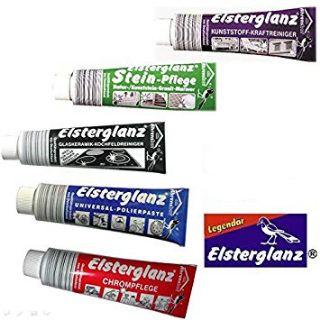 Elsterglanz Polierpaste (150ml) verschiedene Sorten im Angebot