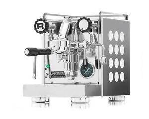 Rocket Appartamento - Zweikreis-Espressomaschine mit E61 Brühgruppe