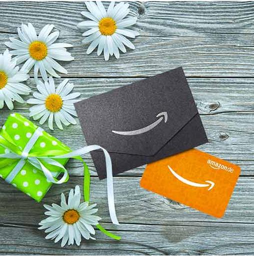 [Prime] 10 € Amazon-Gutschein bei Kauf eines Gutscheins im Wert von min. 100  €