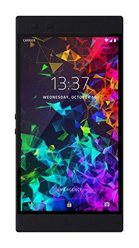 (Amazon Prime) Razer Phone 2 - Flagship Mobile Gaming Phone (mit 120Hz UltraMotion Display, Snapdragon 845, 64 GB Speicher, 8 GB RAM)
