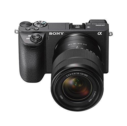 [Amazon Prime Day] Sony Alpha 6500 inkl. SEL-18135 Objektiv schwarz (ohne Objektiv für 949€)