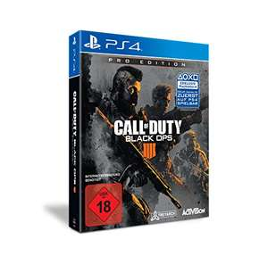 [Prime Day] PS4 + X1 Cod: Black Ops 4 Pro Edition inkl. Session Pass 34€