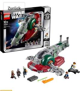 LEGO Star Wars 75243 Slave I – 20 Jahre LEGO Star Wars Amazon Prime