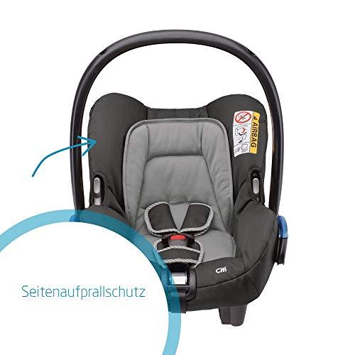 [Amazon Prime day] Maxi-Cosi Citi Babyschale, federleichter Baby-Autositz Gruppe 0+ (0-13 kg), nutzbar ab der Geburt bis ca. 12 M