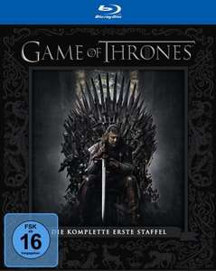 Game of Thrones Staffel 1 [Blu-Ray] für 27,99 € inkl. Versand @CeDe