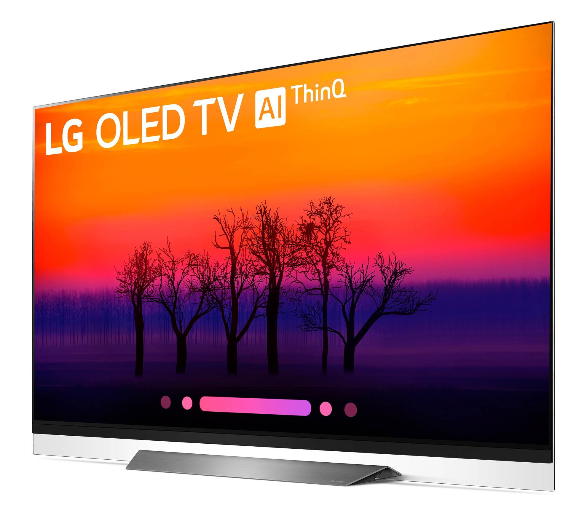 LG OLED65E8 - 2018er Modell mit 60W Soundbar [Amazon Prime]
